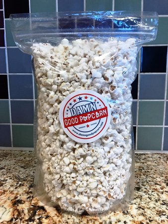 Newark, OH: Large bag of our Dill Pickle Popcorn one of our top sellers!