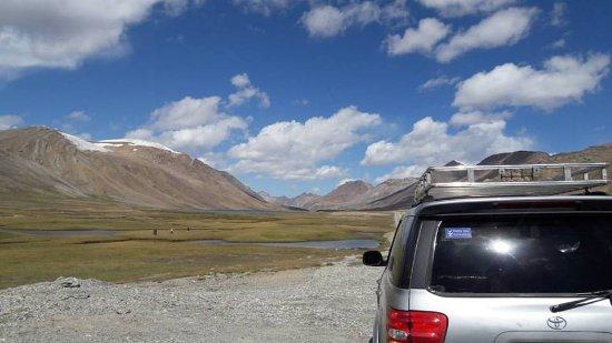 Arabel plateu, Barskoon, Kyrgyzstan