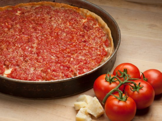 Addison, IL: Come and enjoy our Famous Chicago Classic deep dish pizza!