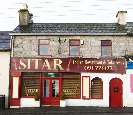 Clarinbridge, Ireland: Excellant local Indian Restaurant in Clarenbridge, Galway