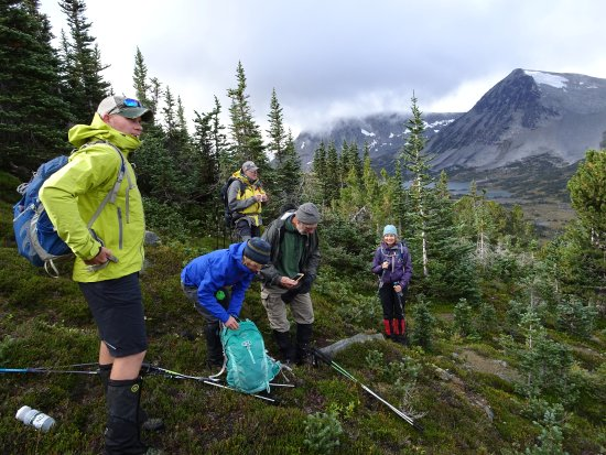 Pemberton, Canada: Wilderness Hiking in the Canadian backcountry of British Columbia's remote Cariboo Chilcotin Coa