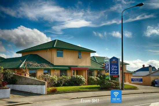 Timaru, New Zealand: Main Block