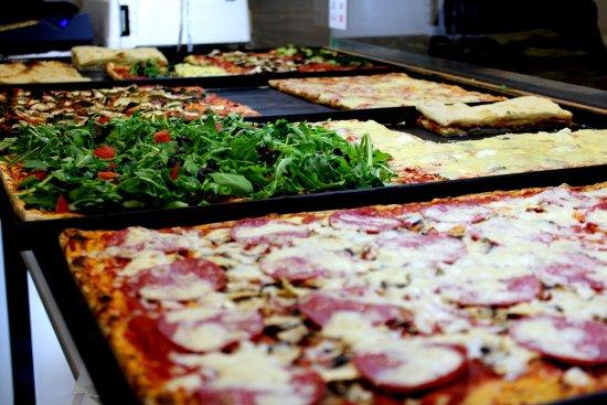 Alberto Pizza: Pizza Al Taglio!