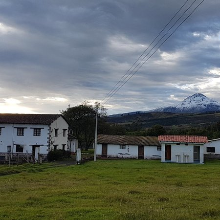 Mulalo, Ecuador: A beautiful space....