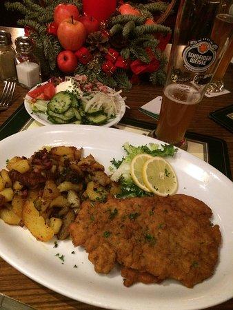 Marjellchen: Vienna Schnitzel Pork