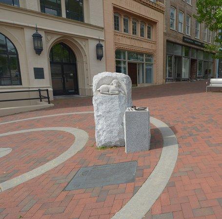 Urban Trail: una scultura