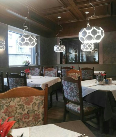 Chrys Hotel: Sala colazione/cena