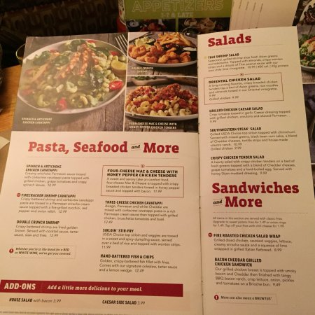 02 Dec, APPLEBEE'S MENU. Looking for the Applebees Menu? Learn about the Applebees Menu and Applebees nutrition here on this fan page for Applebee's lovers. Applebee's amazing food menu is constantly updated and it changes as general food tastes also changes. Some menu items will always remain, though, as traditional dishes such as.