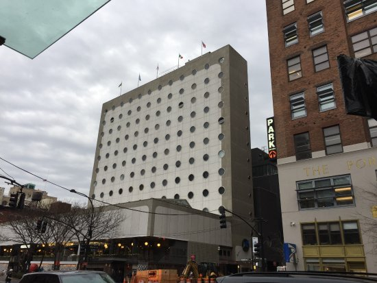 Window View Picture Of The Maritime Hotel New York City Tripadvisor