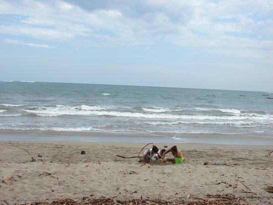 Refugio Del Sol Lodge: Visita playas cercanas, como Garza y Guiones.