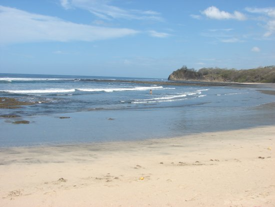 Refugio Del Sol Lodge: Playa Pelada, hermosa y tranquila.