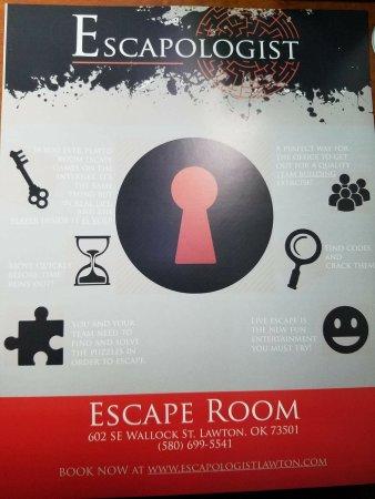 Lawton Escape Room