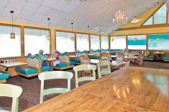 Across the street from barefoot resort alligator adventure and the the kitchen table come and relax while you enjoy a home cooked meal watchthetrailerfo
