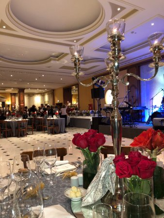 Palacio Estoril Hotel, Golf and Spa: New Year's Eve gala