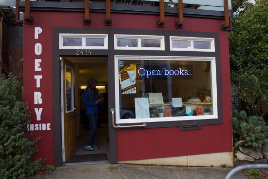 Open Book A Poem Emporium