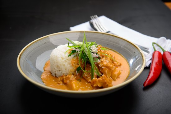 Hunters Hill, Australia: Wednesday Curry Special - $20