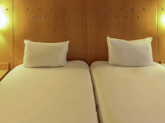 Ibis Madrid Alcala de Henares la Garena: Guest room