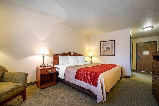 Búfalo, WY: Guest room