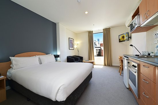 All Suites Perth: Studio Apartment