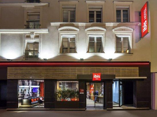 Ibis paris gare de l 39 est tgv hotel voir les tarifs 520 for Hotel bas prix paris