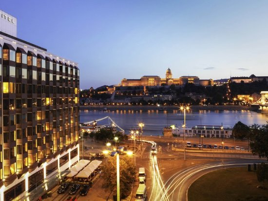Sofitel Budapest Chain Bridge Hotel