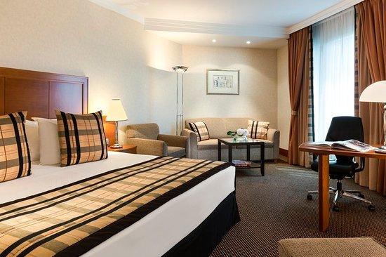 Diegem, Belgia: Guest room