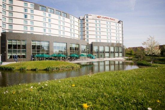 Diegem, Belgia: Exterior