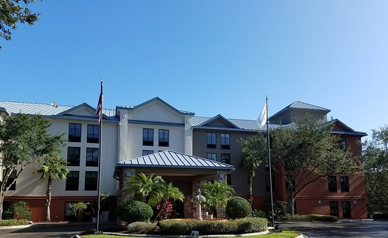 Holiday Inn Express & Suites Jacksonville South Hotel