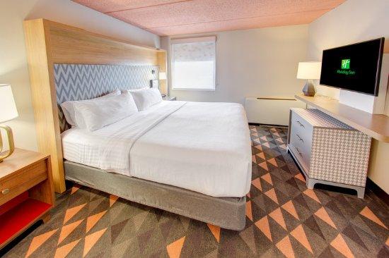 Auburn, NY: Guest room
