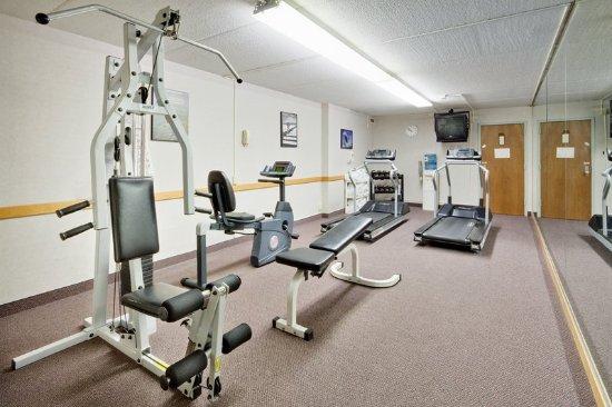 Auburn, نيويورك: Health club