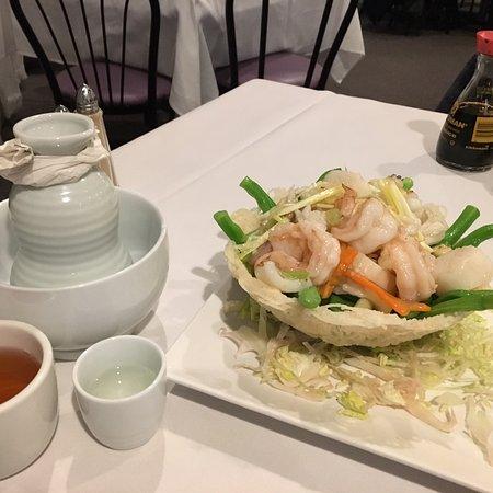 Chinese Restaurant On  White Plains Road