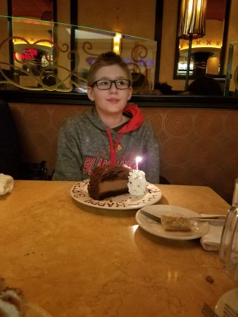 Orland Park, IL: Celebrating my son's 10th Birthday!