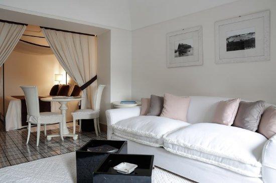 Mezzatorre Resort and Spa: Suite