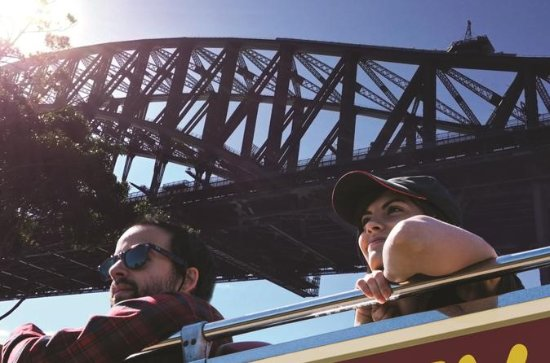 Sydney Shore Excursion: Sydney and...