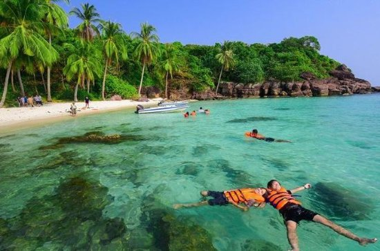 Phu Quoc Day Trip with Finger Island...