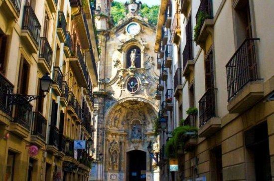 San Sebastian og Biarritz Private Day...