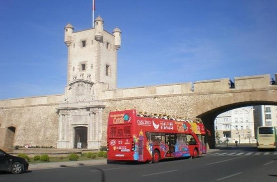 Cadiz City Sightseeing Hop-on Hop-off