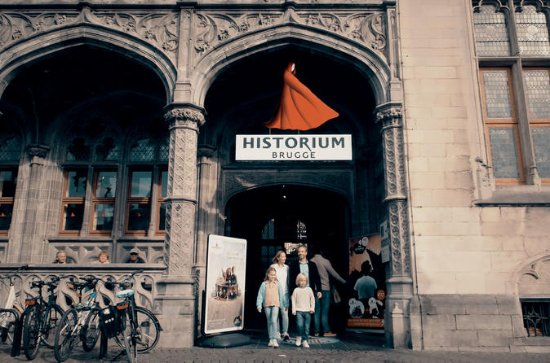 Bruges Historium All-Inclusive...