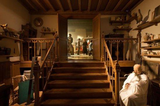 Brügge Historium und Groeninge Museum...