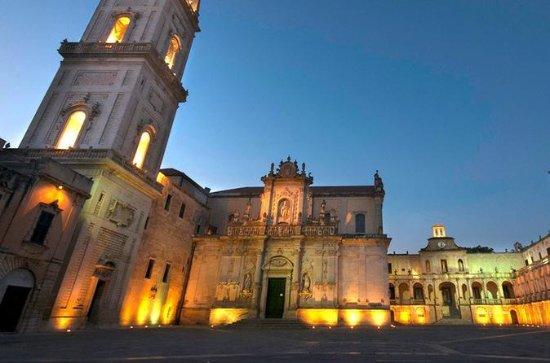 Tour guidato a piedi di Lecce con