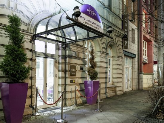 Mercure Hotel & Residenz Berlin Checkpoint Charlie: Exterior