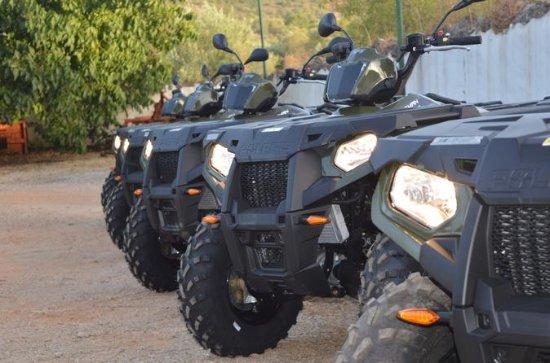 Portimão ATV Polaris Tours