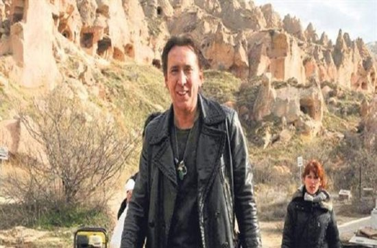 Monde d'Hollywood en Cappadoce avec Vol en montgolfière depuis...