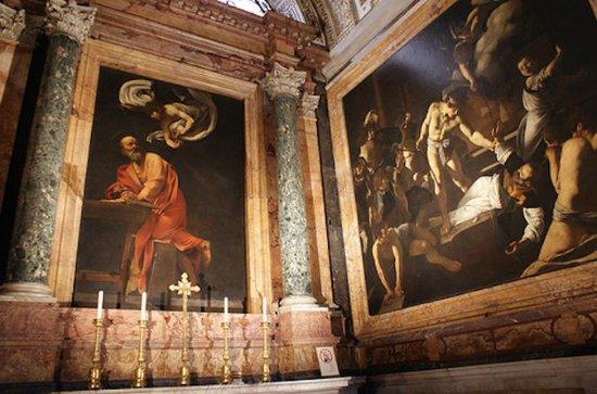 Caravaggio's Art and Life Private