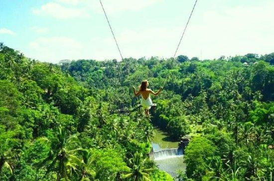 Bali Swing Volcano Tour