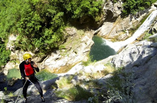 Excursion Extreme Canyoning depuis...