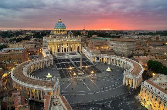 VATICAN private tour with driver