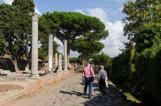 Au-delà de Rome: Ostia Antica...