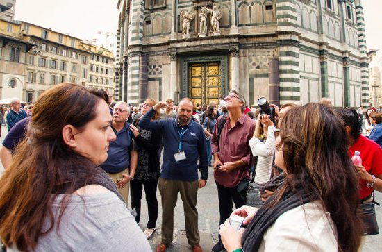 Rome to Florence: Small Group Day Trip...