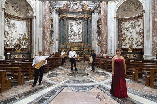 Música na Roma de Bernini